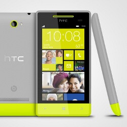 HTC 8S announced: more colors to the Windows Phone 8 masses