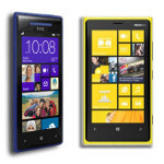 HTC Windows Phone 8X vs Nokia Lumia 920: which one do you prefer?