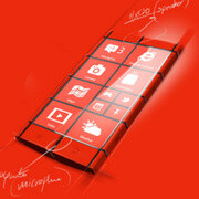 Windows Phone 8 concept smartphone is a live tile overkill