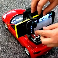 Nokia Lumia 920 vs Galaxy S III: toy car test flaunts the virtues of optical image stabilization