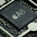 The iPhone 5's A6 is a dual-core CPU and tri-core GPU