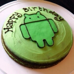 Happy Fourth Birthday, Android