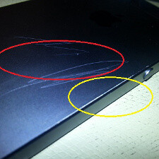 Apple might have been aware about easy-to-scratch iPhone 5