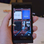 A look at BlackBerry 10 beta 3 and developer device