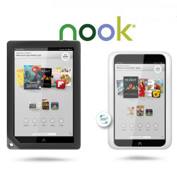 Barnes & Noble unveils new Nook HD tablets