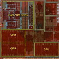 """The A6 processor of iPhone 5 detailed -  """"the only manual layout in a chip to hit the market in several years"""""""