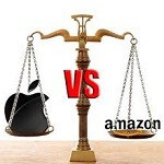 In other Apple legal proceedings, Amazon asks judge to throw out lawsuit against them