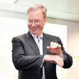 "Eric Schmidt: ""Google stands for innovation as opposed to patent wars"""