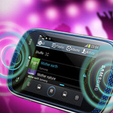 Samsung Galaxy Music images and full specs surface
