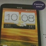 U.K. flyer for O2 shows HTC One X+