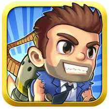 Jetpack Joyride finally arrives on the Google Play