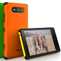 Nokia talks shop on the Lumia 820, more intricate details emerge