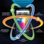Smartphone infographic is out of this world