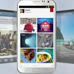 Samsung shows off the multiwindow feature and more on Samsung GALAXY Note II video