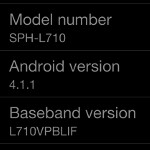 Jelly Bean ROM leaks for Sprint version of Samsung Galaxy S III