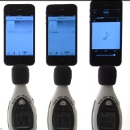 Latest iPhone 5 has the loudest iPhone speaker, like, ever