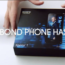 See James Bond rush to get the Xperia T Bond phone in Sony's new ad