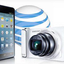 Samsung Galaxy Camera arriving first on AT&T, will support HSPA+