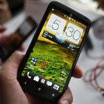 HTC One X+ hands-on