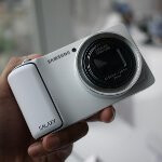 Samsung Galaxy Camera hands-on