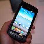 Samsung Galaxy Rugby Pro hands-on