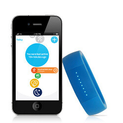 Larklife challenges Nike+ FuelBand with a gorgeous $149.99 diet and exercise tracker