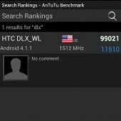 More HTC DLX specs leak and benchmark results posted