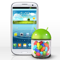 Samsung Galaxy S III Android 4.1 Jelly Bean update rolls out in South Korea