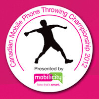 First Canadian Mobile Phone Throwing Championship to be held this Saturday in Toronto