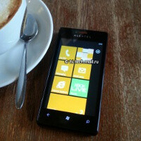 Alcatel One Touch View, company's first Windows Phone, breaks cover