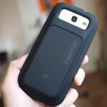 PowerSkin for Samsung Galaxy S III hands-on