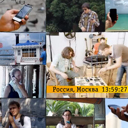 World music experiment connects phones from all over the world at the same time
