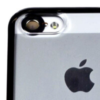 Annoyed by the iPhone 5 purple lens flare issue? This case can fix it