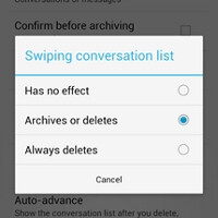 Gmail for Android 4.2 coming with pinch to zoom for individual messages, and swipe gestures (video)