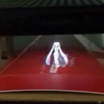 How to create a real holograph using your smartphone