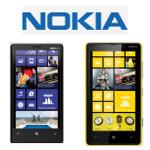 German retailer shows November 1st launch for Nokia Lumia 920 and Nokia Lumia 820