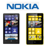 German retailer shows November 1st launch for Nokia Lumia 920 and Nokia Lumia 820