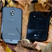 LG Nexus 4 prototype full preview appears, featuring a SIM card tray