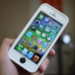 Spigen iPhone 5 Neo Hyrid EX Snow Series Case hands-on