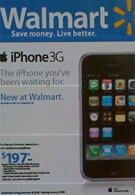 Coming to a Wal-Mart near you: iPhones