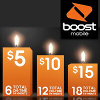 Boost Mobile celebrates 2-year anniversary of Shrinking Payments with discounts