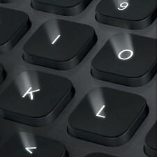 Logitech K810 Bluetooth keyboard comes with automatic lighting and costs $100