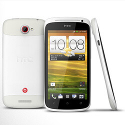HTC One S gets a brand new Snow White paintjob