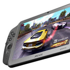Here is a demonstration of the Archos GamePad tablet (video)