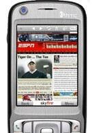 Skyfire mobile web browser launched in the UK