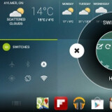 Android's snazzy Chameleon launcher is updated to version 1.1, brings many enhancements