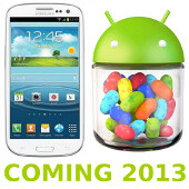 U.S. versions of the Galaxy S III may not see the Jelly Bean update until 2013 (Confirmed)