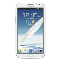 Samsung Galaxy Note II lands on T-Mobile web site