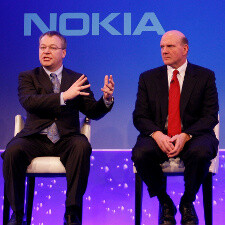 "Nokia CEO: ""We're encouraging of HTC and Samsung and Microsoft to have devices in the market"""