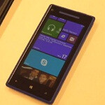 Video of Skype for Windows Phone 8 demoed on HTC 8X